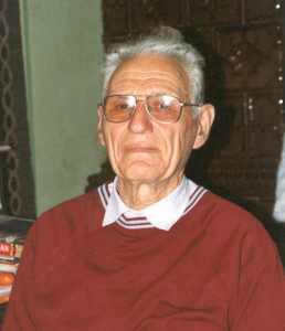 Борис (Борух) Дорфман, мой отец