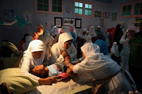 Female Circumcision in Indonesia